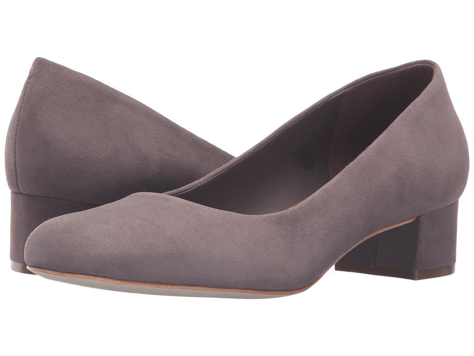 Bernardo - Reggie (Smoke Suede) Women's Shoes