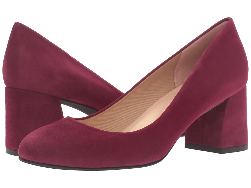 French Sole Trance (Wine Suede) Women