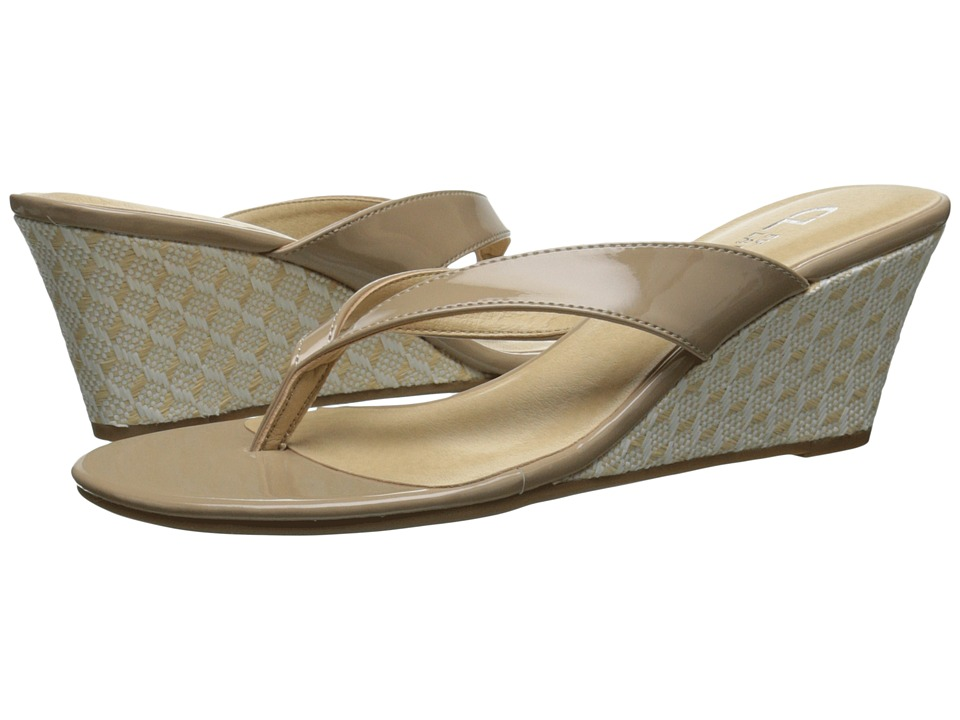CL By Laundry - Tawny (New Nude Patent) Women's Sandals