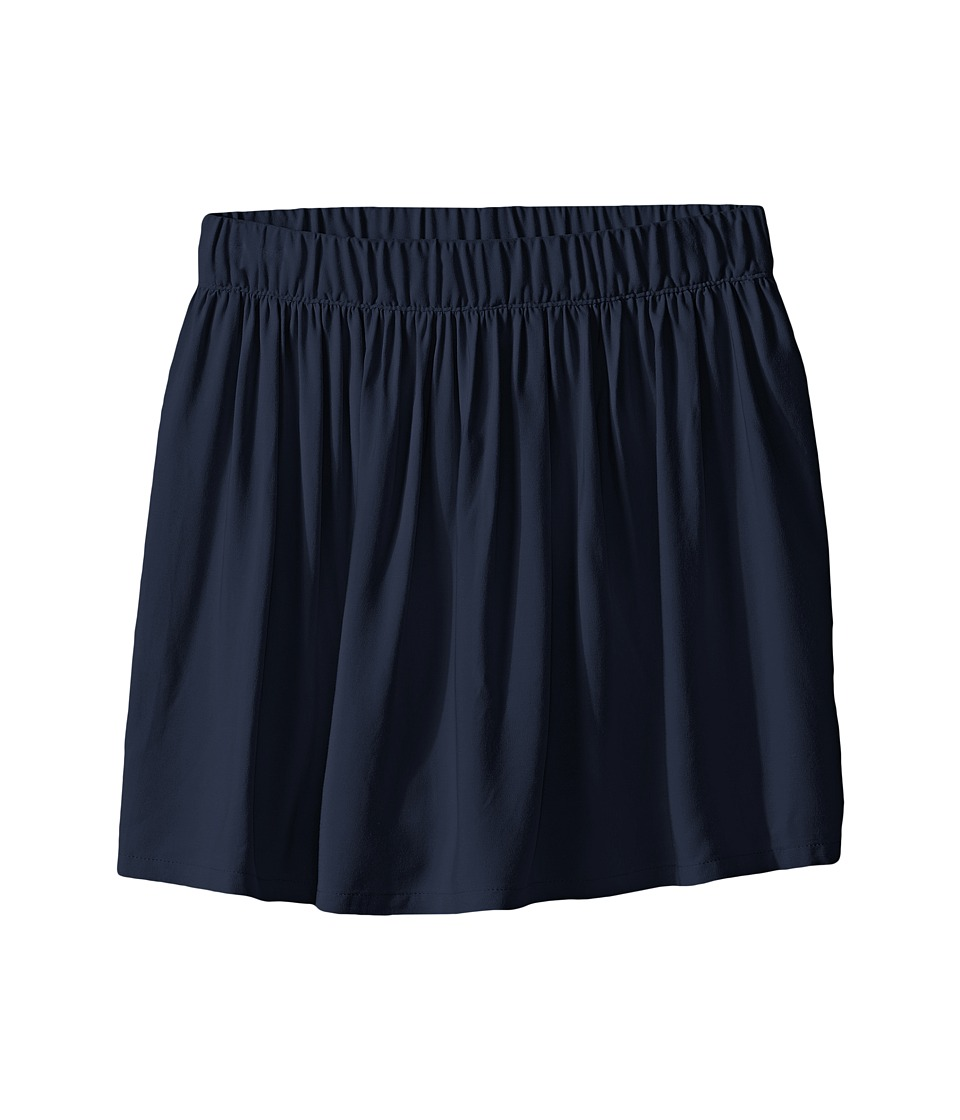 Nautica Kids - Girls Plus Soft Touch Pull-On Scooter (Big Kids) (Su Navy) Girl's Skort