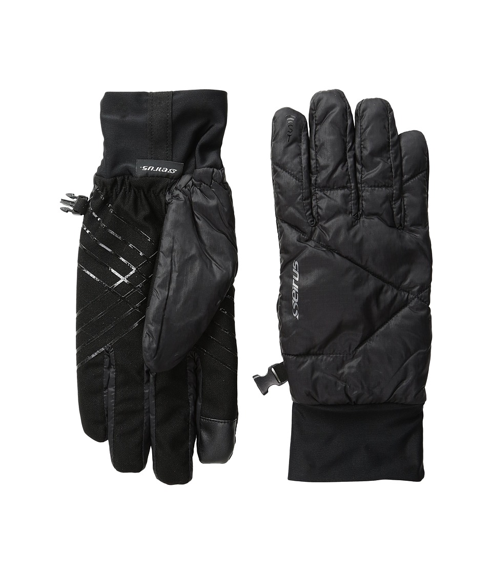 Seirus - Solarsphere Ace Gloves (Black) Ski Gloves