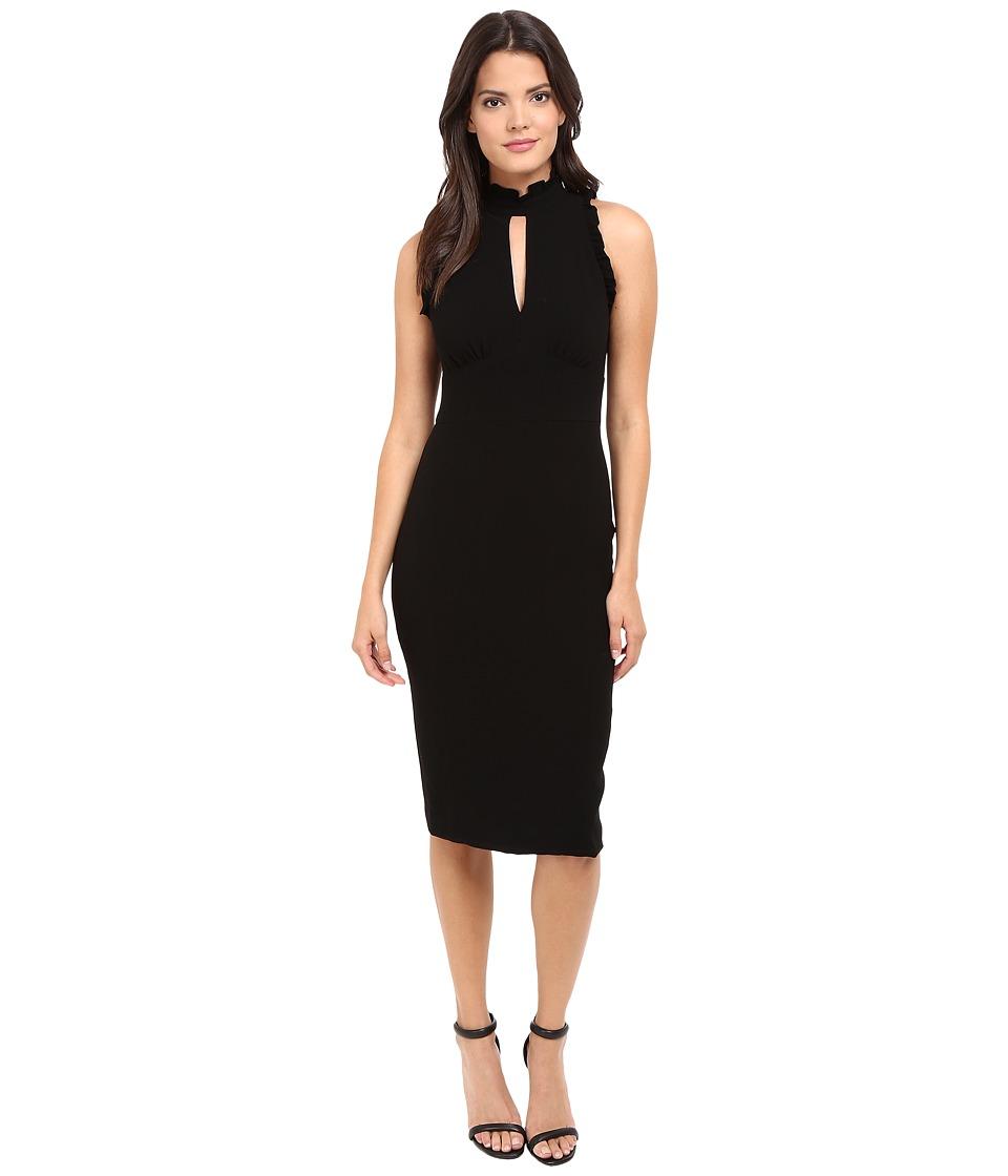 Shoshanna - Giana Dress (Jet) Women's Dress