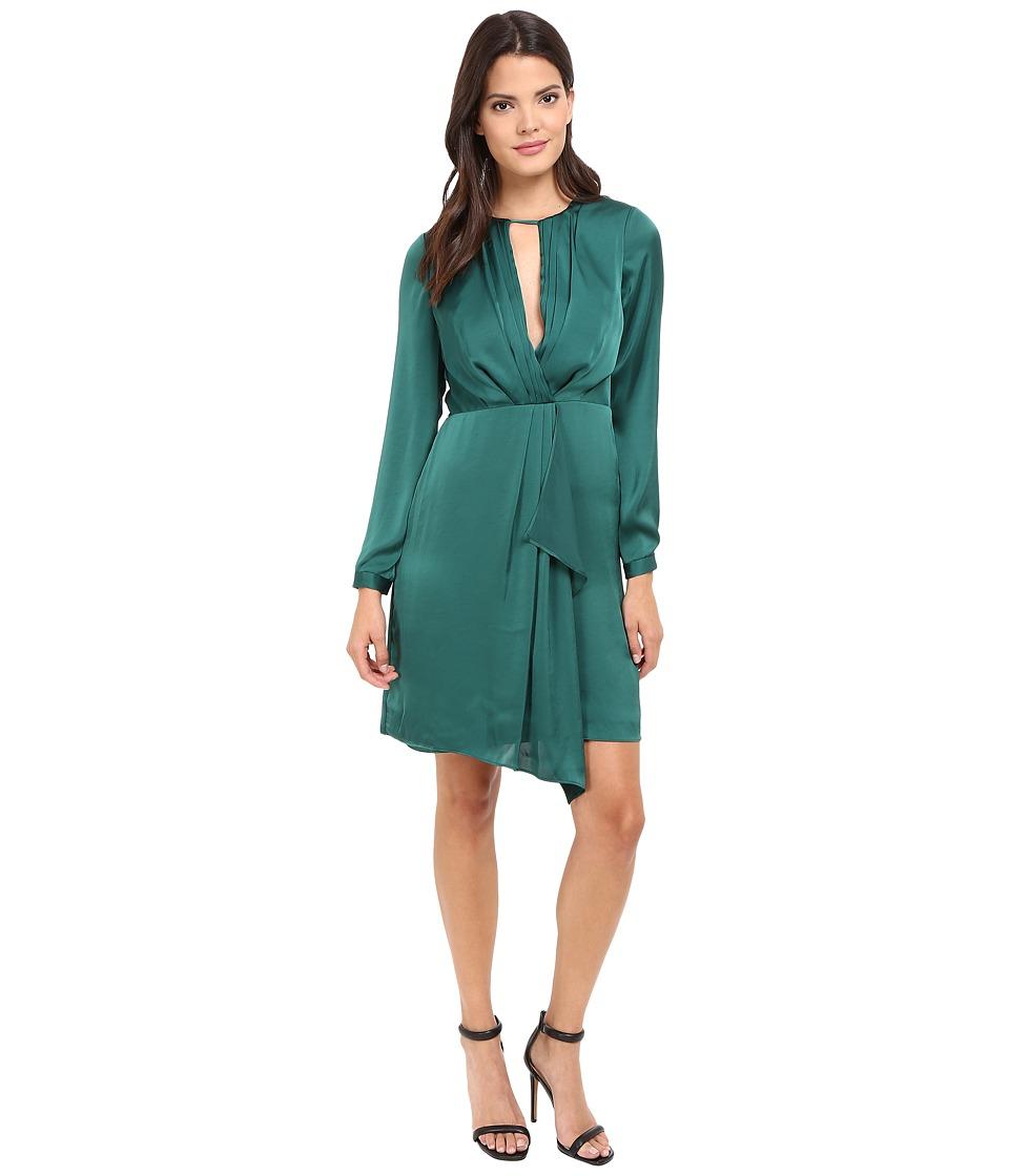 Shoshanna Addison Dress (Forest) Women