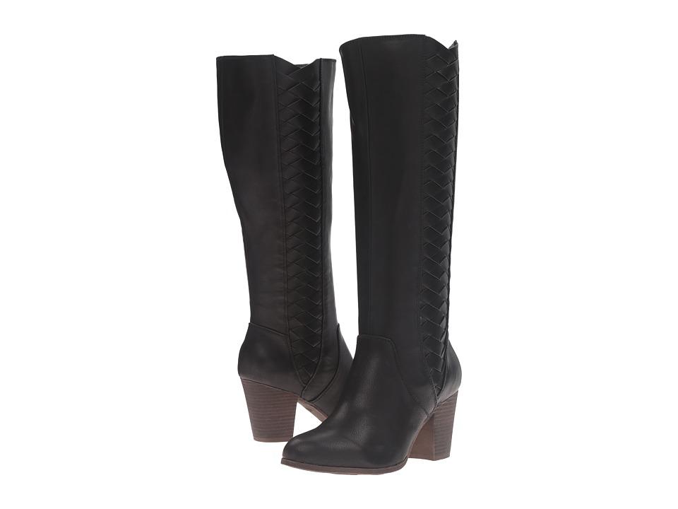 Fergalicious - Cally (Black) Women's Shoes