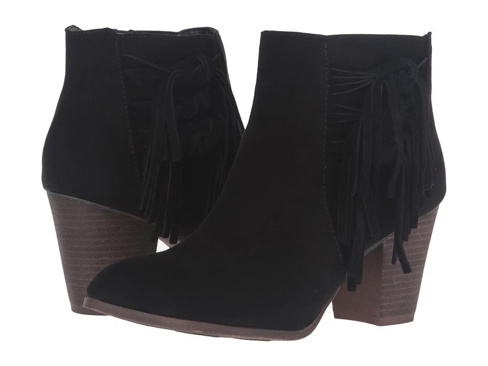 Fergalicious - Clover (Black) Women's Shoes