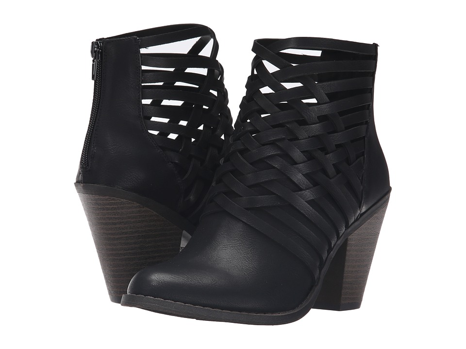 Fergalicious - Weever (Black) Women's Shoes