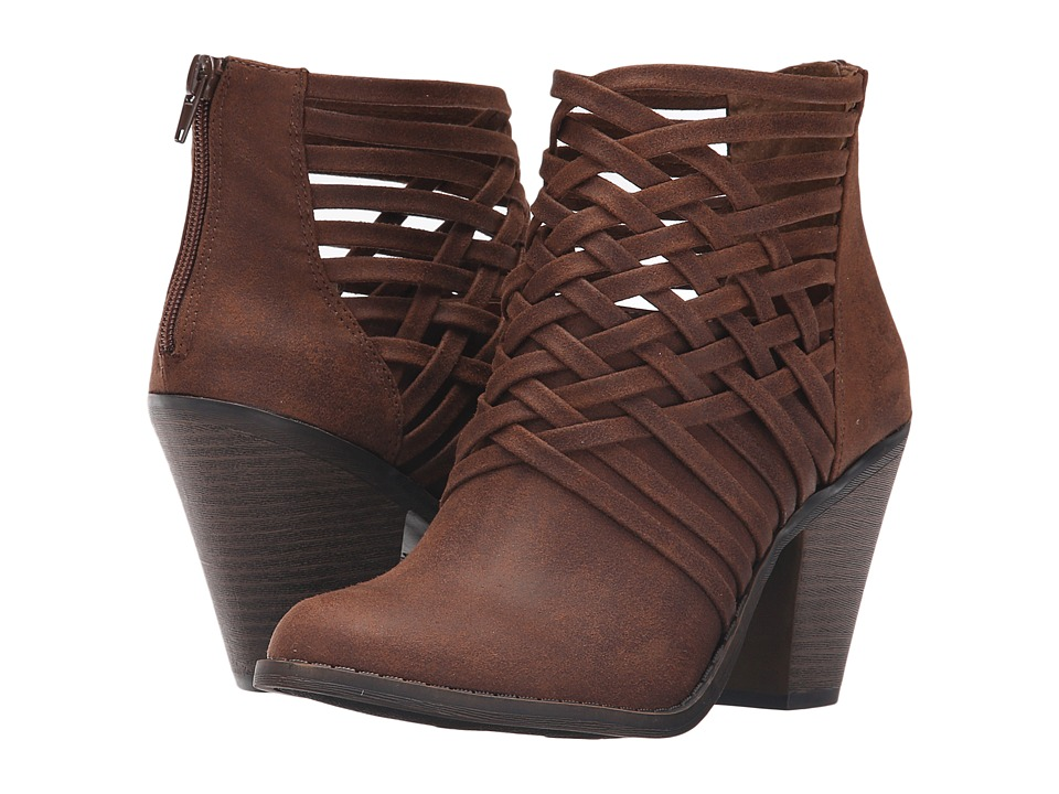 Fergalicious - Weever (Cognac) Women's Shoes