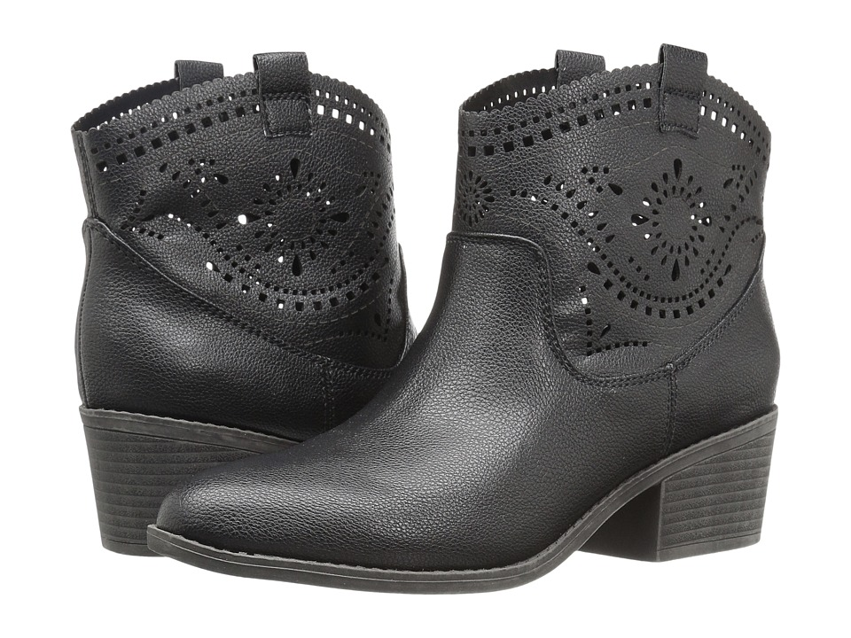 Fergalicious - Winchester (Black) Women's Shoes