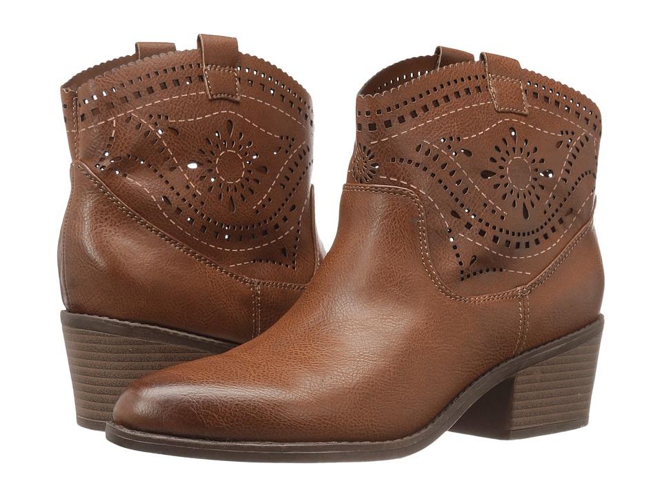 Fergalicious - Winchester (Cognac) Women's Shoes