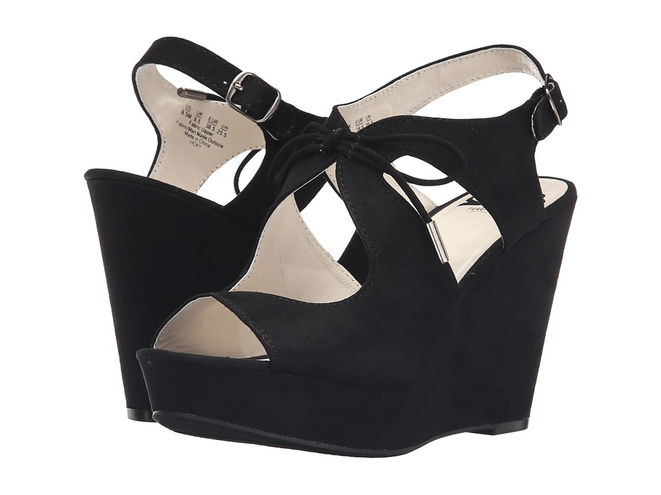 Fergalicious - Vicky (Black) Women's Shoes