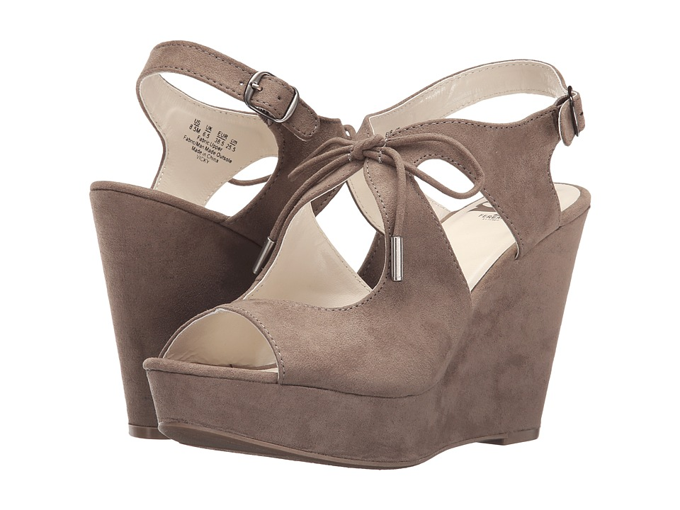 Fergalicious - Vicky (Chateau Grey) Women's Shoes