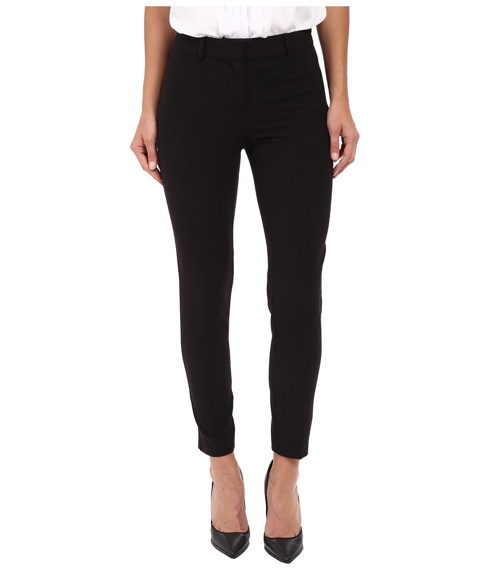 kensie - Stretch Crepe Pants KS2K1279 (Black) Women's Dress Pants