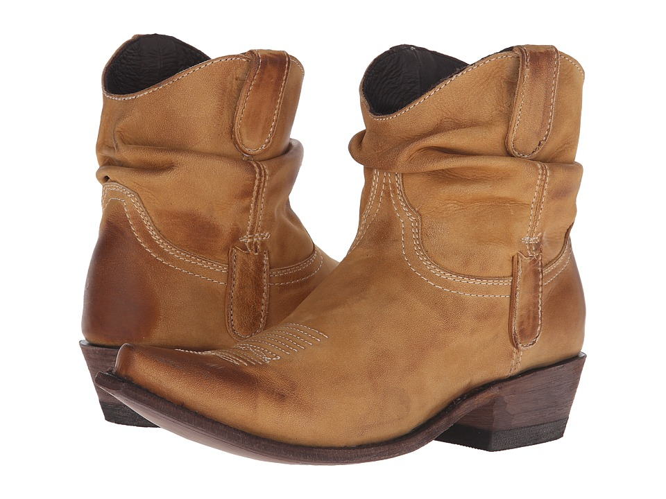 Old Gringo - Caido (Beige) Cowboy Boots