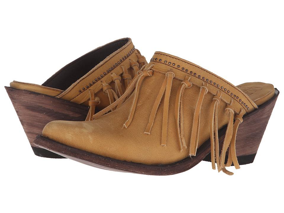 Old Gringo Mabel (Beige) Cowboy Boots