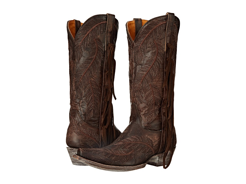 Old Gringo - Choctaw (Chocolate) Cowboy Boots