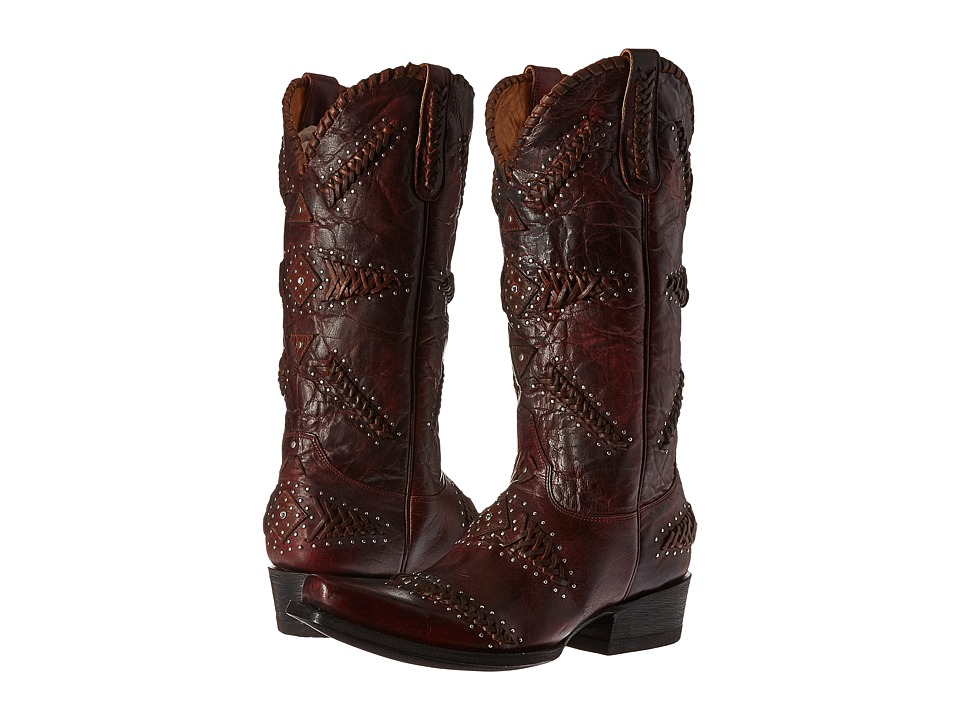 Old Gringo - Arcangel (Red) Cowboy Boots