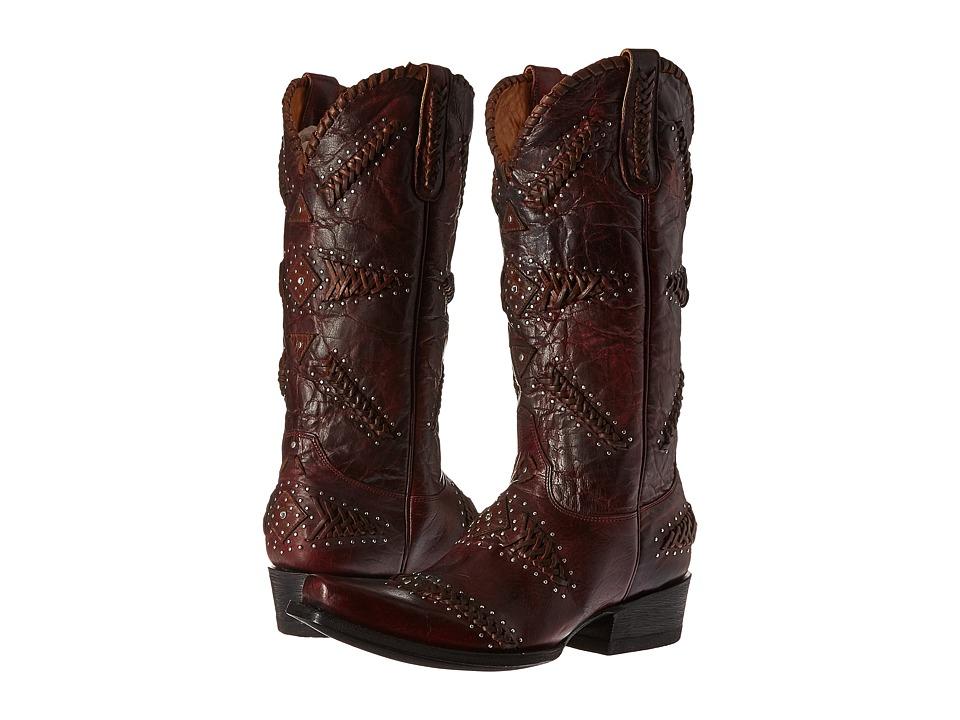Old Gringo - Arcangel (Red) Cowboy Boots