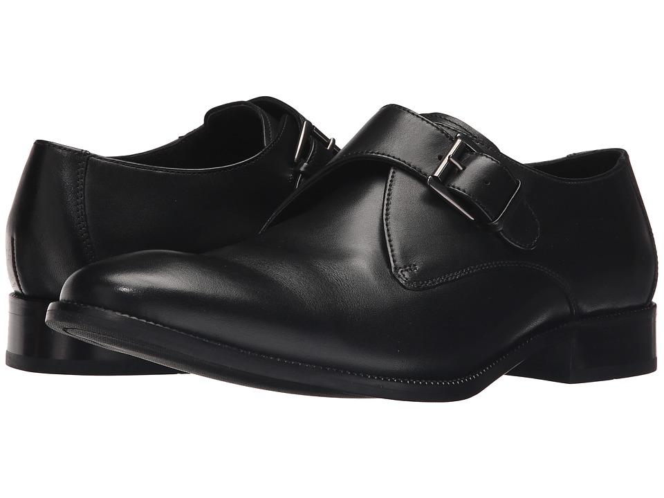 Cole Haan - Williams Monk (Black) Men's Shoes