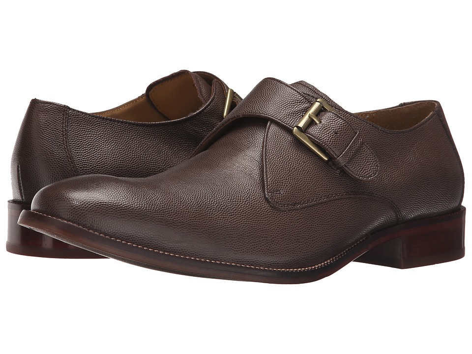 Cole Haan - Williams Monk (Chestnut) Men's Shoes
