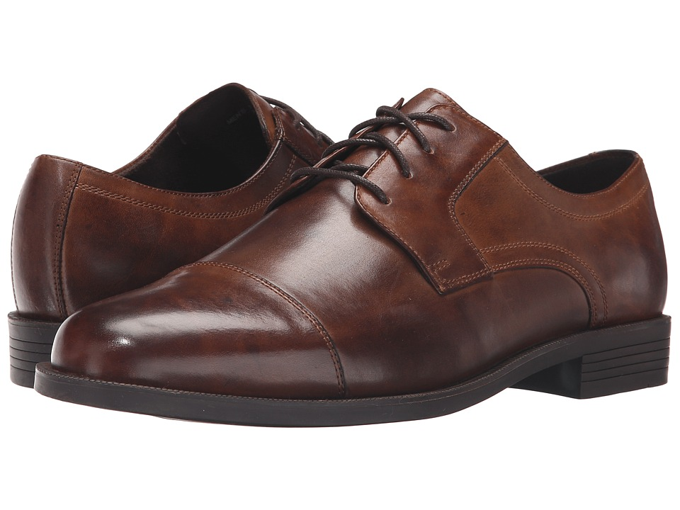Cole Haan - Dustin Cap Ox (Brown) Men
