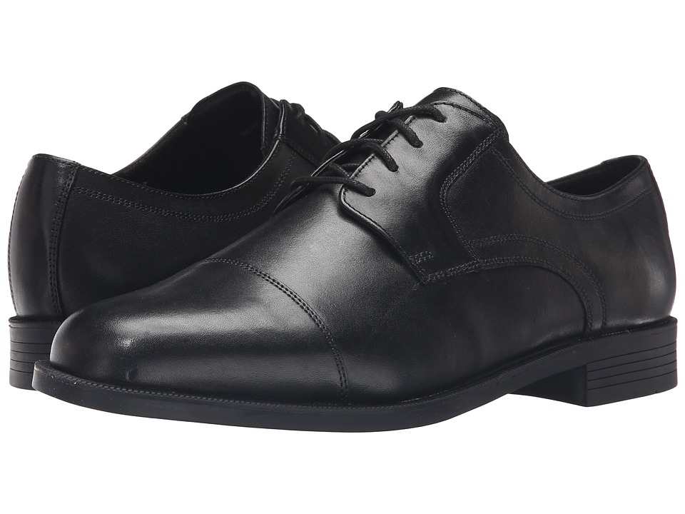Cole Haan - Dustin Cap Ox (Black) Men