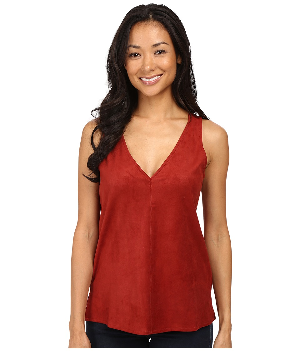 Sanctuary - Josephine Top (Brooklyn Brick) Women's Clothing