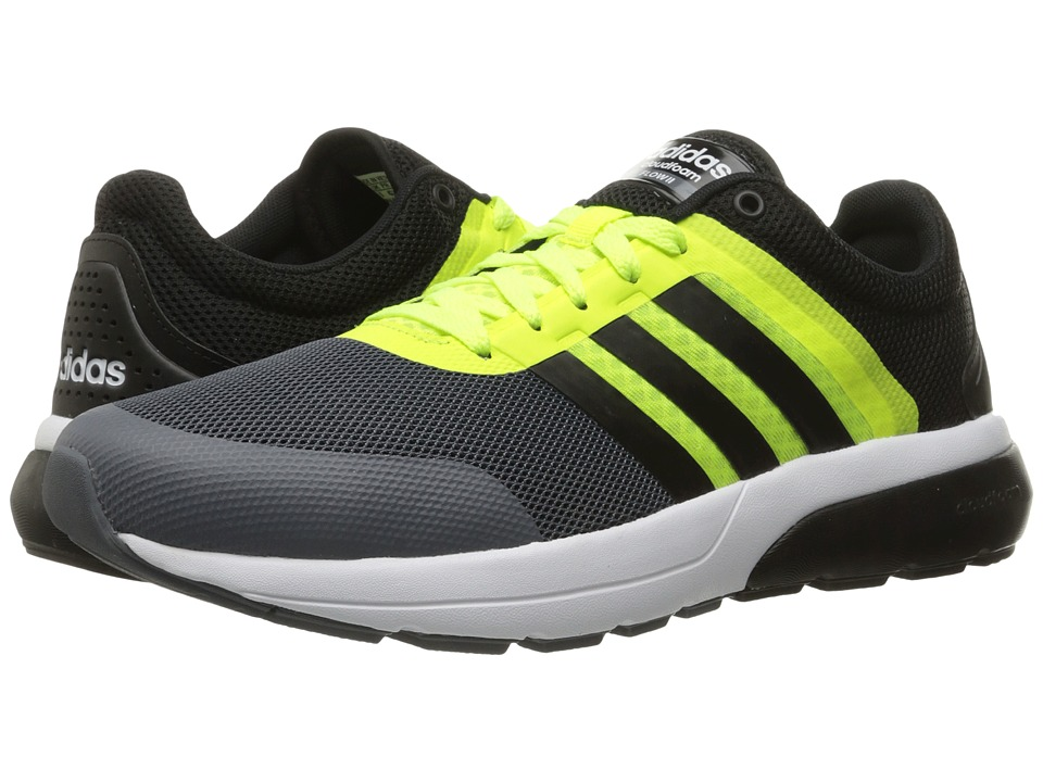 adidas - Cloudfoam Flow 2.0 (Solar Yellow/Black) Men's Shoes