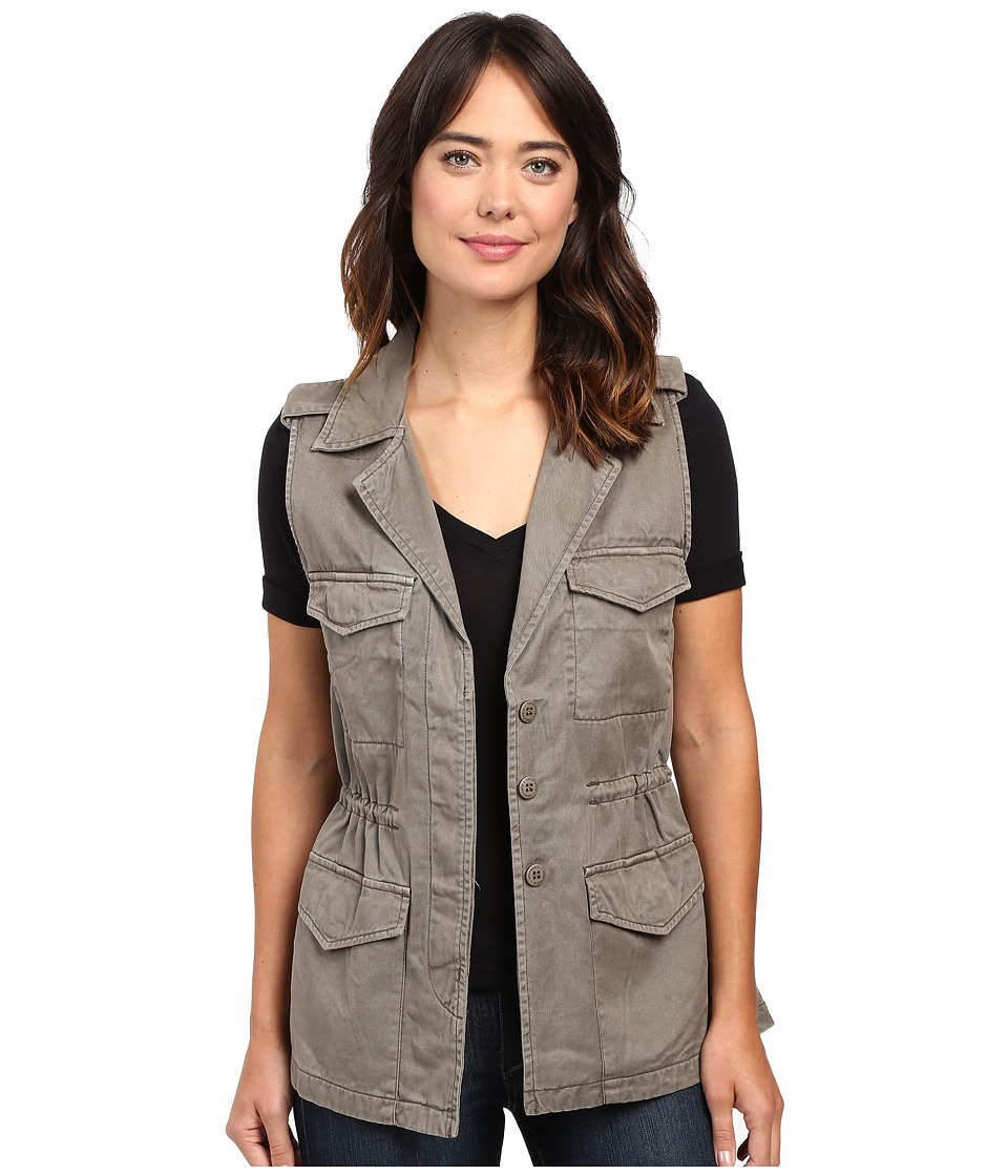 Sanctuary - Gigi Vest (Military) Women's Vest