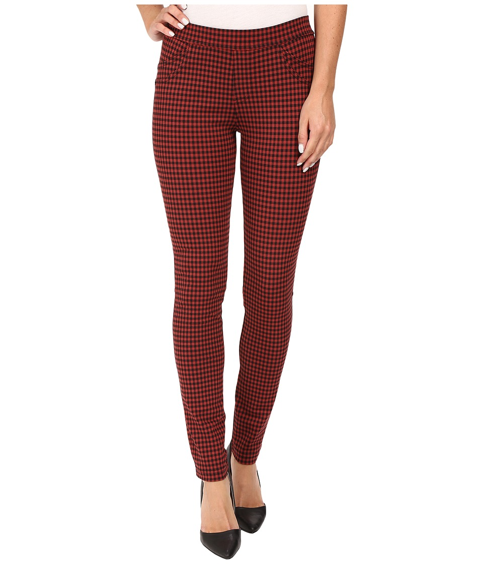 Sanctuary - Grease Leggings (Didier Check) Women's Casual Pants