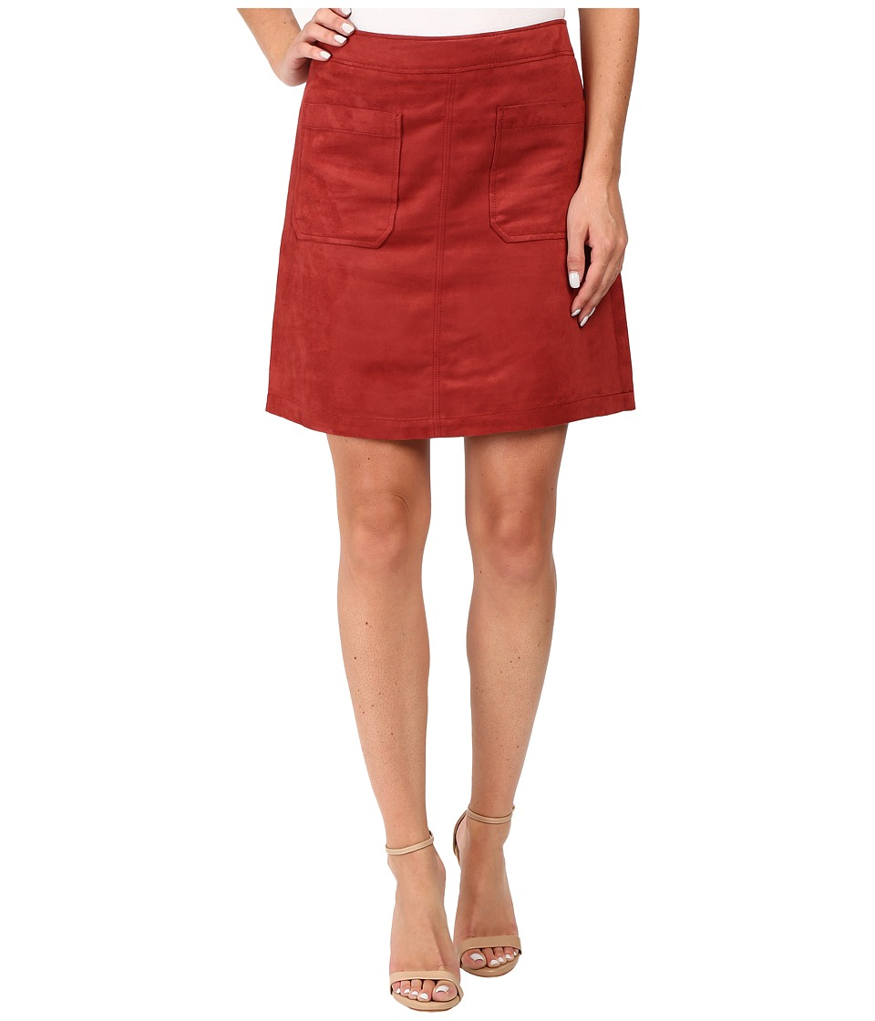 Sanctuary - Serina Skirt (Brooklyn Brick) Women's Skirt