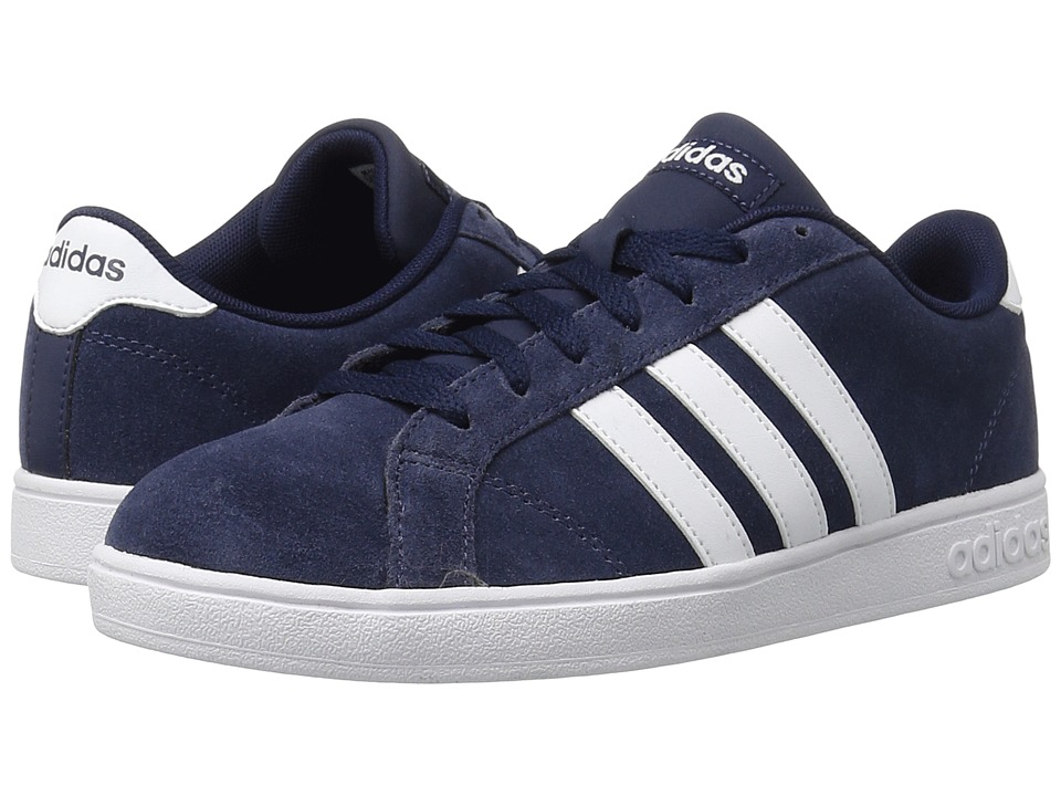 adidas - Baseline (Navy/White) Women's Lace up casual Shoes