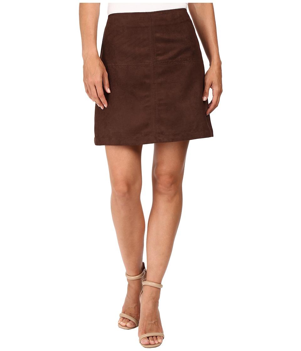 Sanctuary - Easy Mod Skirt (Rich Chocolate) Women's Skirt