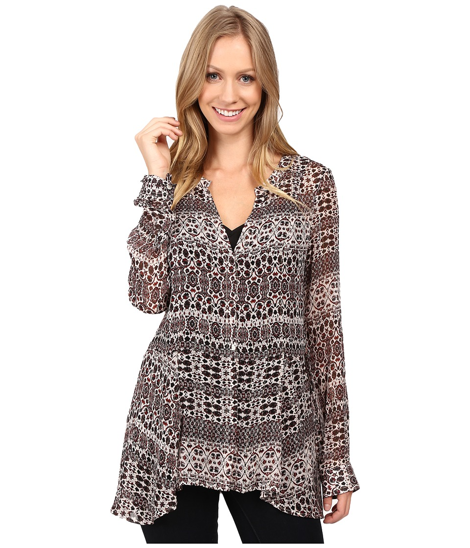 Sanctuary - Romantic Lost in Paris Blouse (Light Autumn Folklore) Women's Blouse