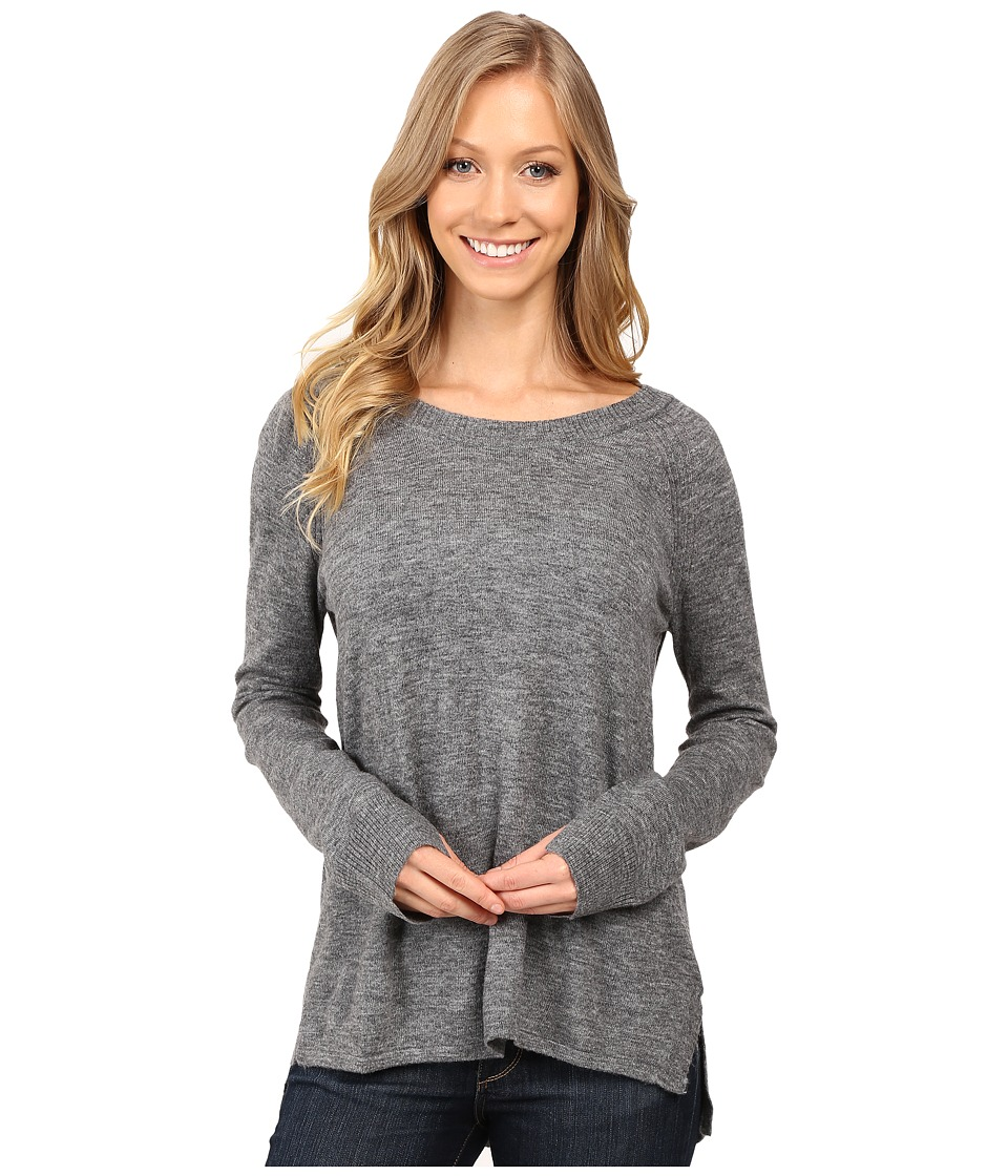 Sanctuary - Renee Crew Sweater (Heather Grey) Women's Sweater
