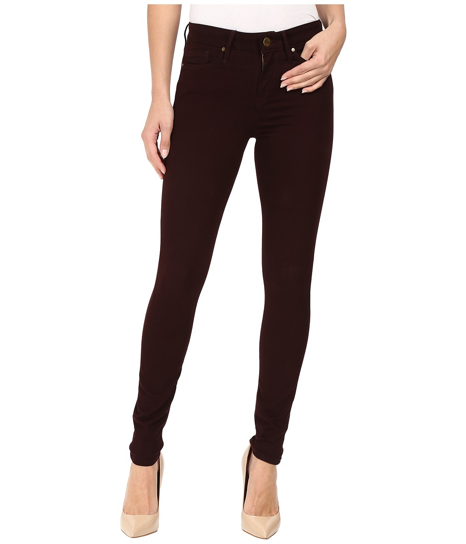 Sanctuary - Robbie High Skinny Pants (Dark Shiraz) Women's Casual Pants