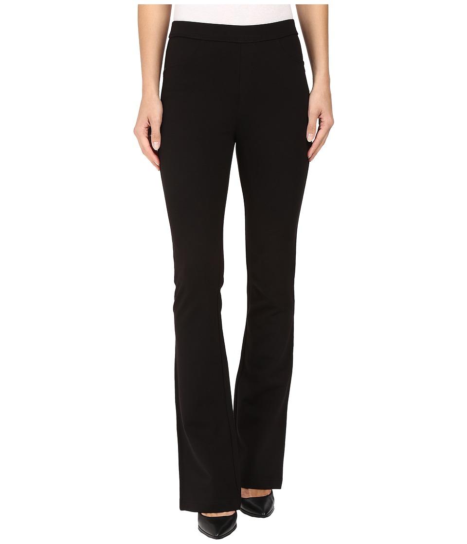 Sanctuary - Grease Bootcut Pants (Black) Women's Casual Pants