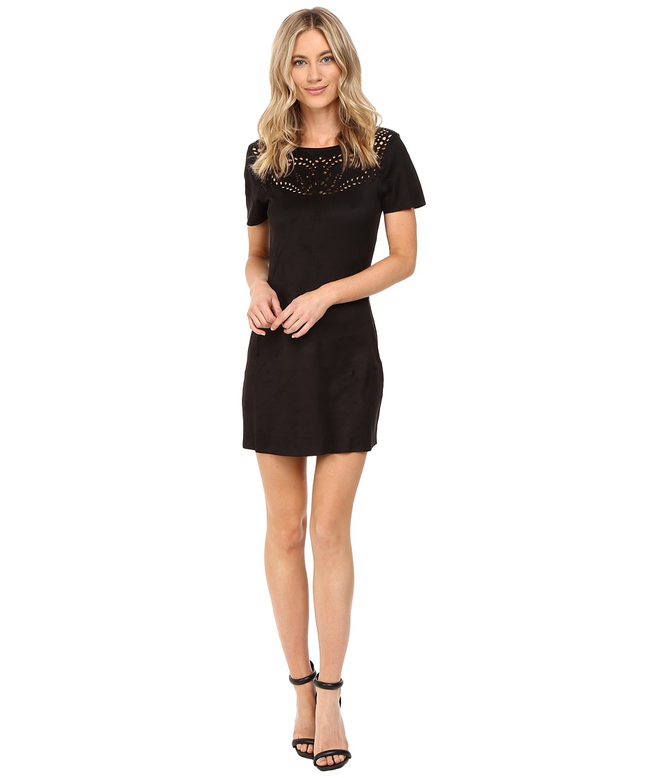 Sanctuary - Alexia Dress (Black) Women's Dress