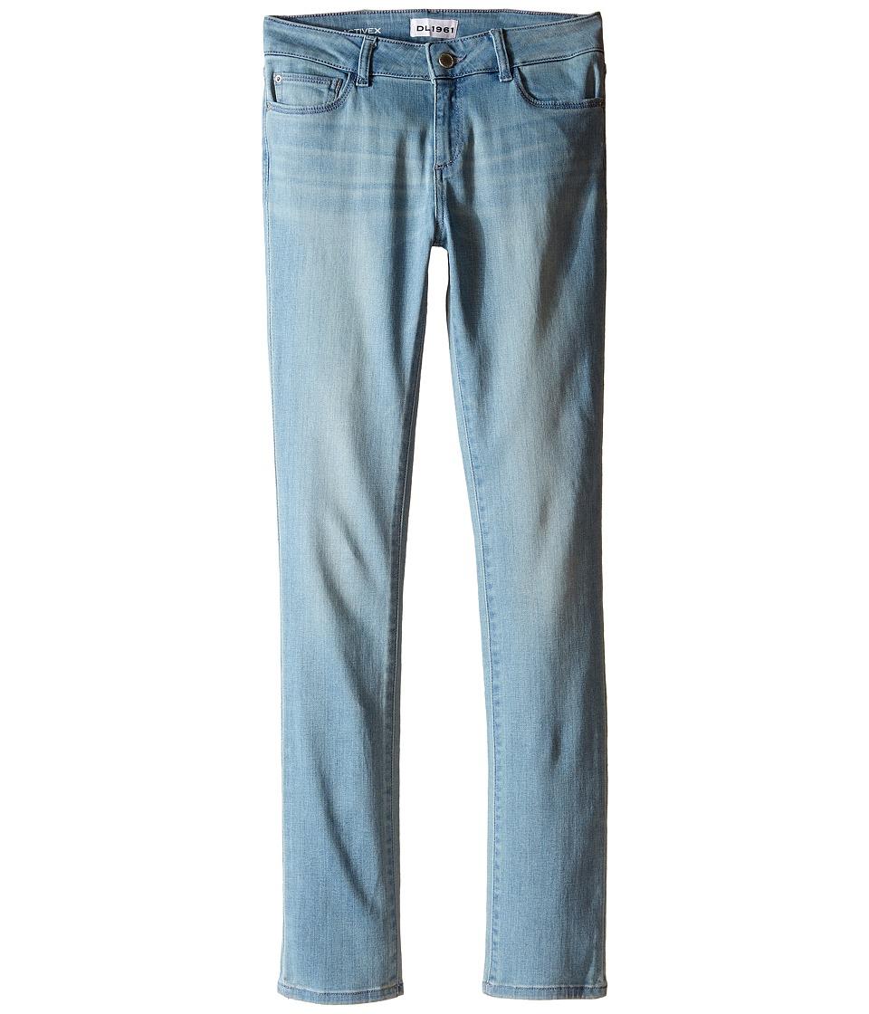 DL1961 Kids - Chloe Skinny Jeans in Somer (Big Kids) (Somer) Girl's Jeans
