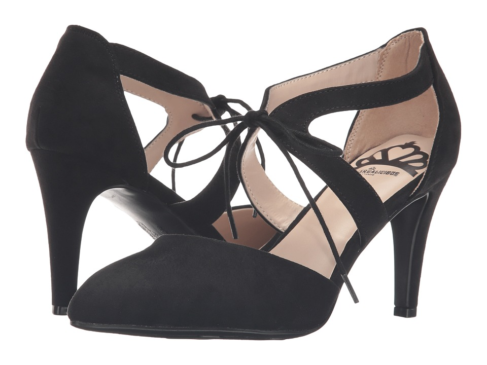 Fergalicious - Brea (Black) Women's Shoes