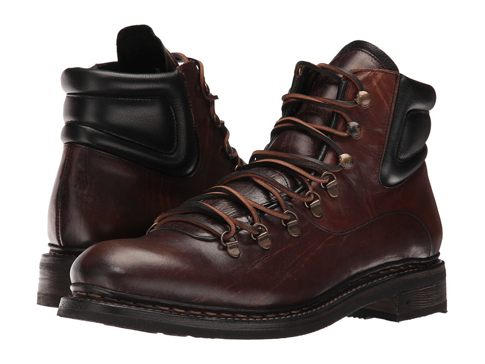 John Varvatos - Rivington Hiker Boot (Walnut) Men's Boots