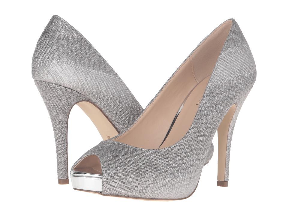 Menbur - Cabriel by Paco Mena (Silver) High Heels
