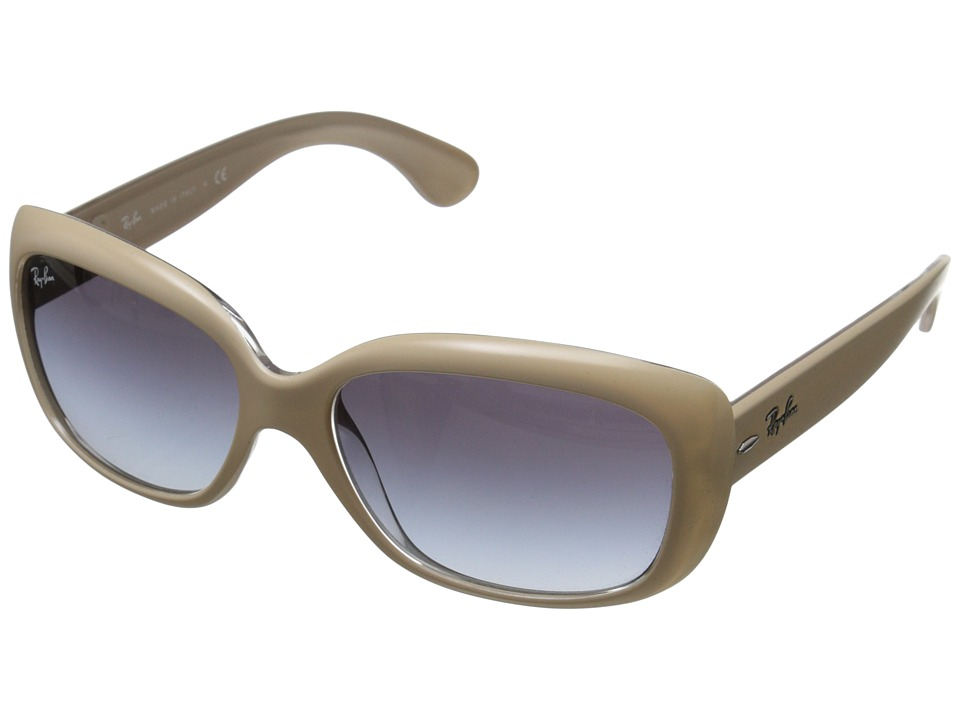Ray-Ban - 0RB4101 (Matte Beige) Fashion Sunglasses