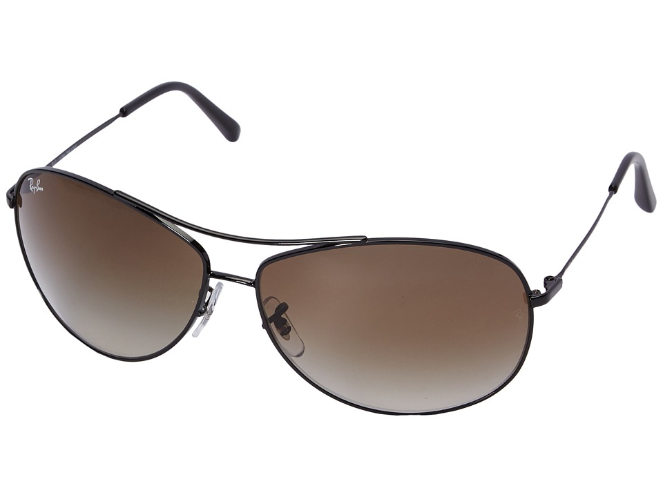 Ray-Ban - 0RB3454L (Black) Fashion Sunglasses