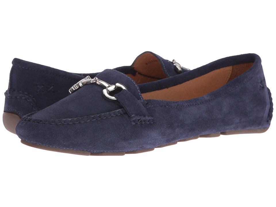 Patricia Green - Carrie (Navy) Women's Shoes