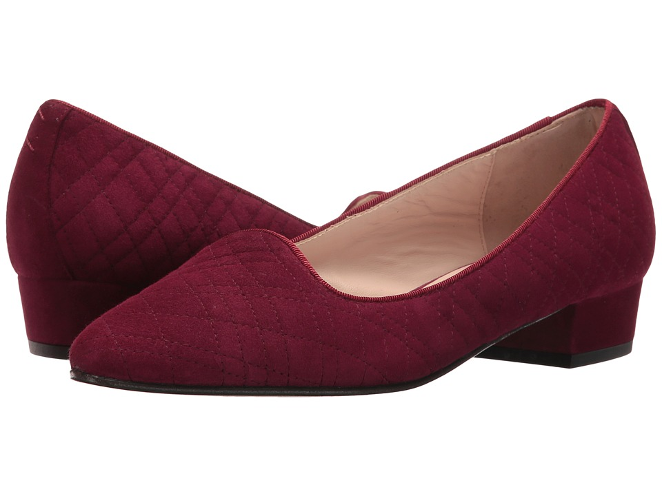 Patricia Green - Harper (Claret) Women's Shoes