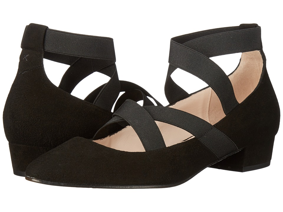Patricia Green - Holly (Black) Women's Shoes
