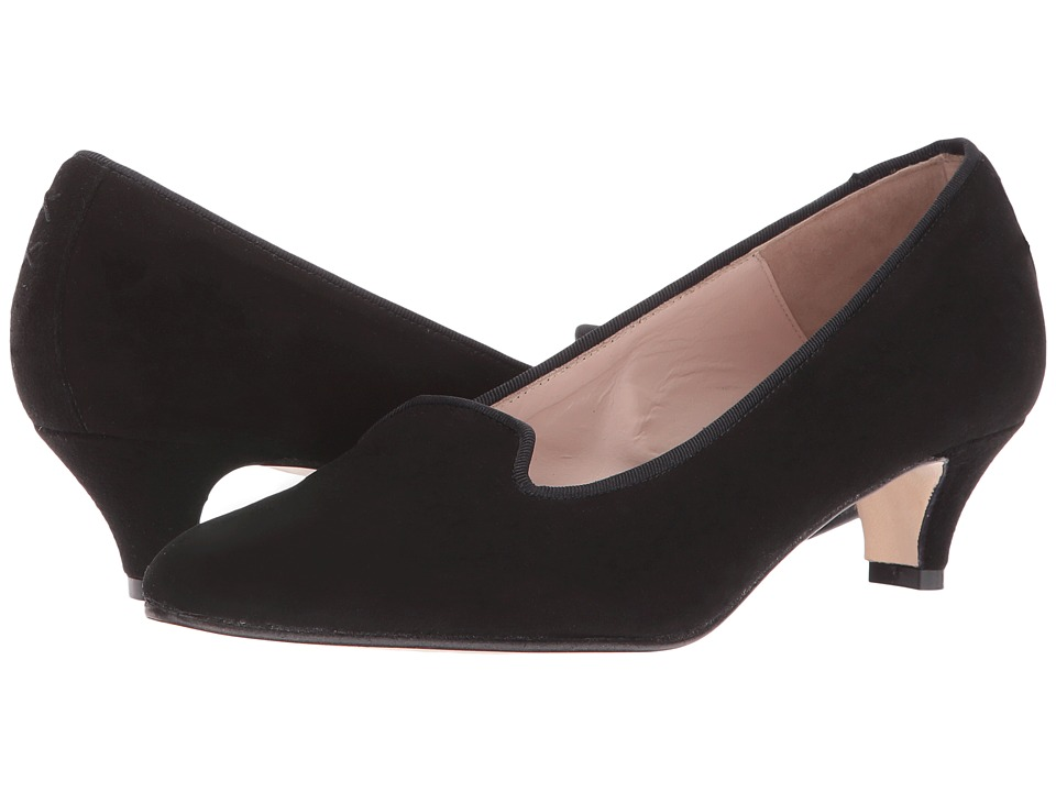 Patricia Green - Alexa (Black) Women's Shoes