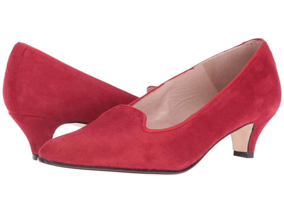 Patricia Green - Alexa (Red) Women's Shoes