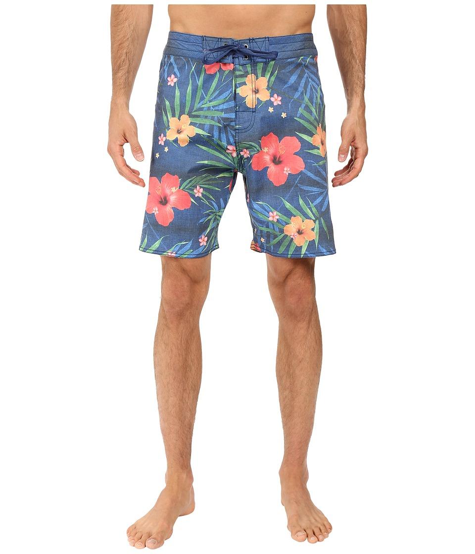 Body Glove - Cicadia Boardshorts (Blue) Men's Swimwear