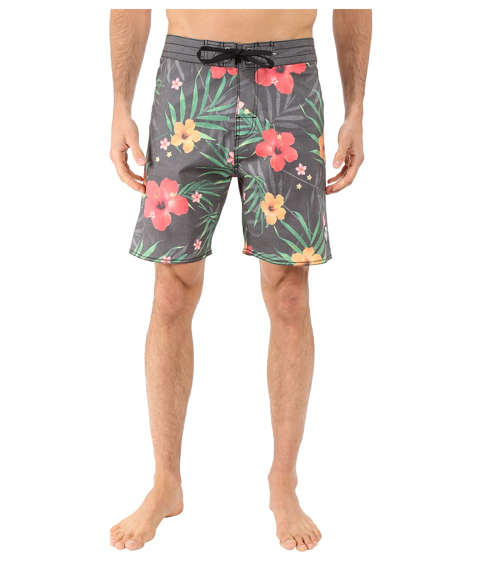 Body Glove - Cicadia Boardshorts (Black) Men's Swimwear